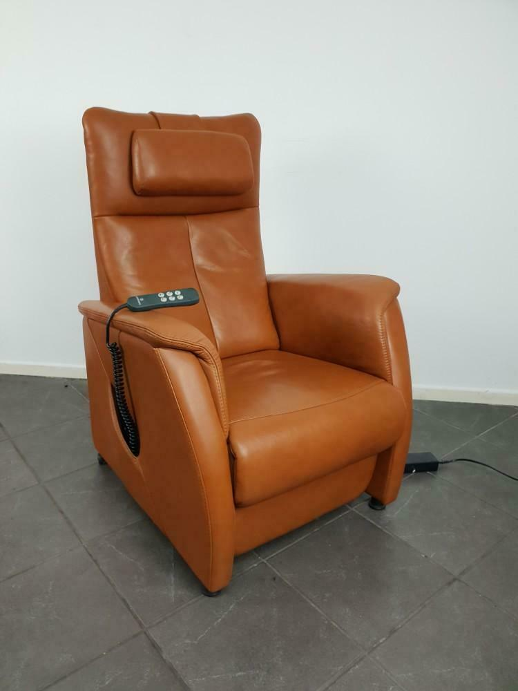 Prominent Fauteuil Leer.Prominent Vancouver Soepel Leder